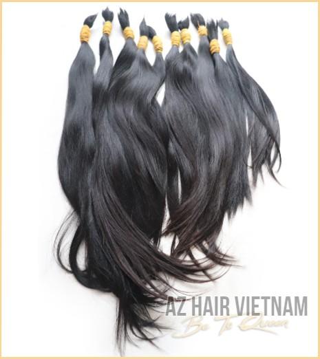 Bulk Hair In One Single Donor Just Cut From Vietnamese Women